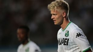 Jens Odgaard for Sassuolo