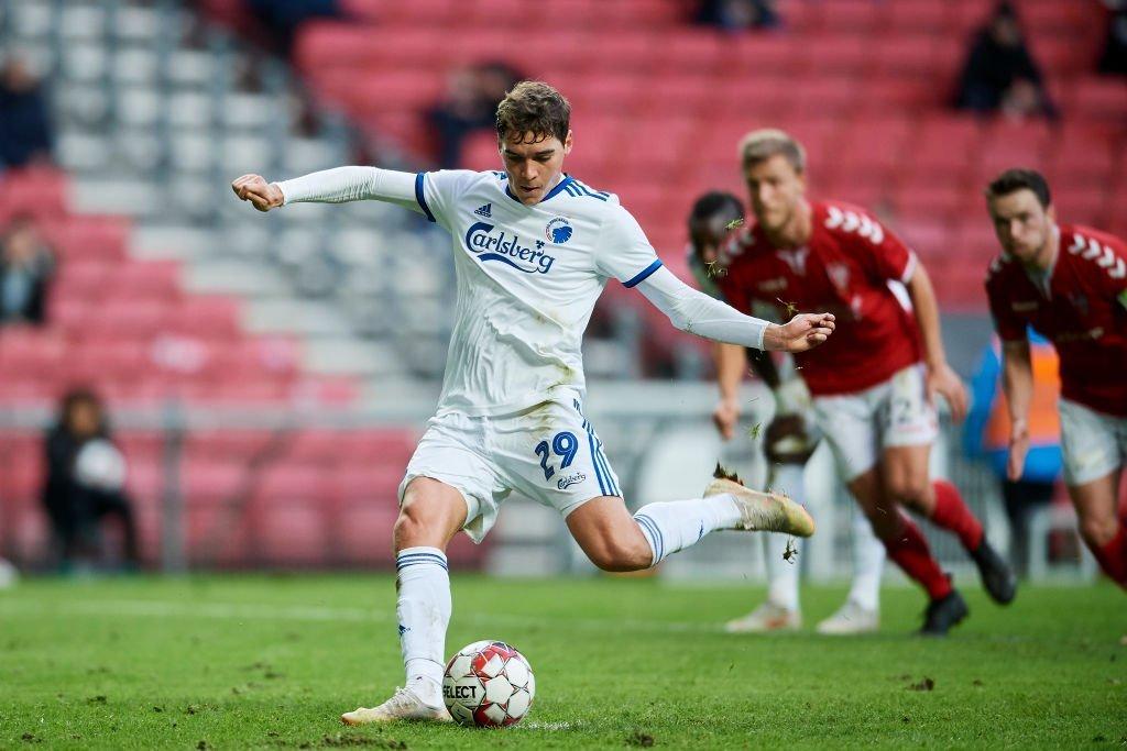 Robert Skov til Tottenham