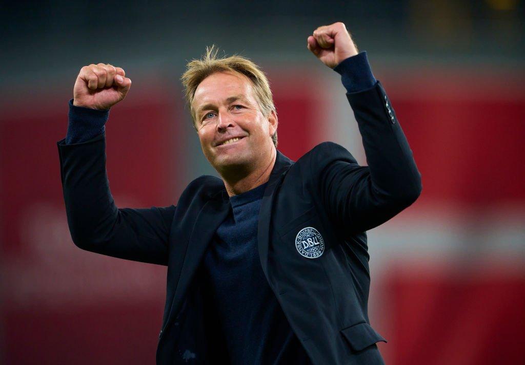 Kasper Hjulmand får ny assistenttræner