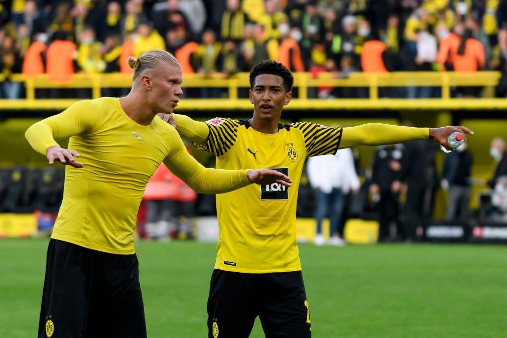 Kan sætte transferrekord: Så meget vil Dortmund have for Bellingham