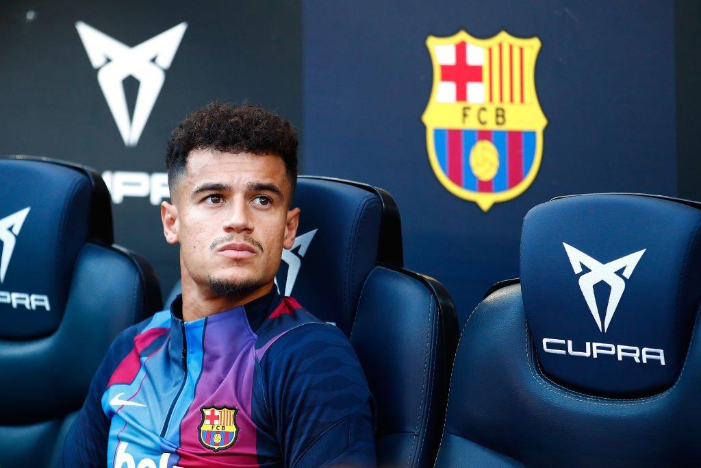 Barca benægter Coutinho-rygte: Det er ikke sandt